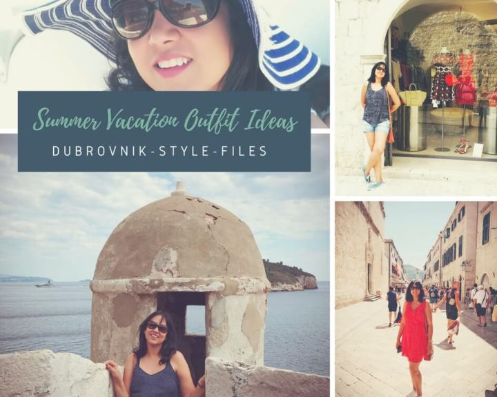 What to Wear on Summer Vacations: My Outfit Diares in Dubrovnik, Croatia