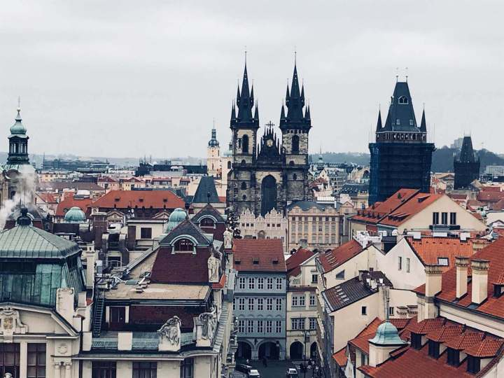 Travel Diaries: 4 Reasons Why You Should Visit Prague During Holiday Season!