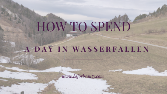 Offbeat Travel in Switzerland : A Day Trip to Wasserfallen