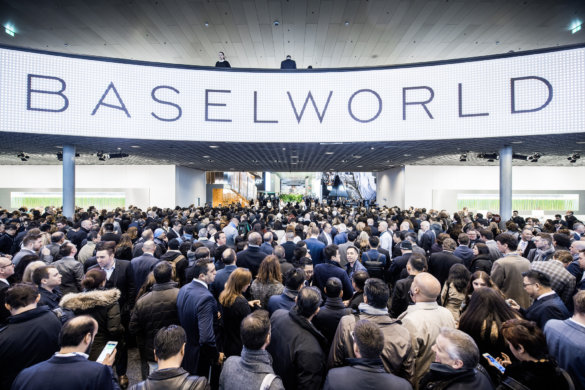 Basel World For The First Time
