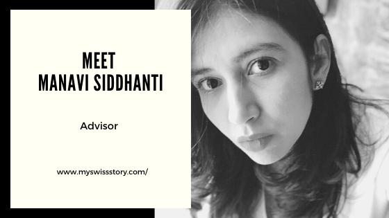 Meet Our Beauty & Lifestyle Advisor, Manavi Siddhanti
