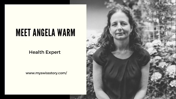 Meet our Health Editor, Angela Warm
