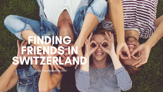 Finding Friends in Switzerland