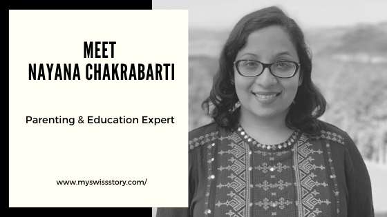 Meet our Parenting and Education Expert, Nayana Chakrabarti