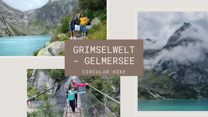 Grimselwelt – Gelmersee CircularHike
