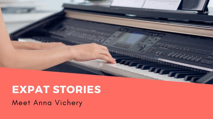 Expat Stories: Meet AnnaVichery