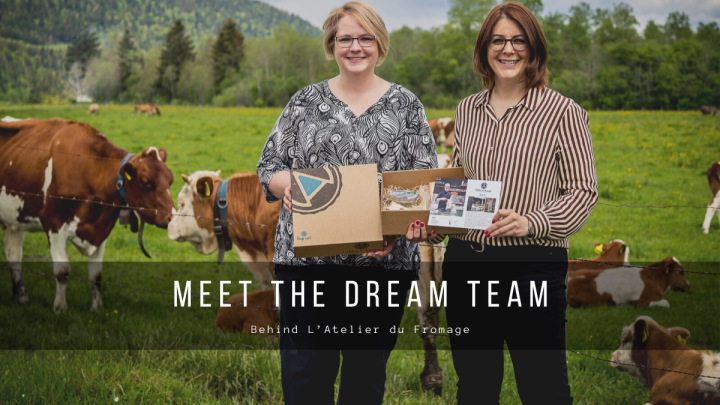 Meet the dream team behind L'Atelier duFromage