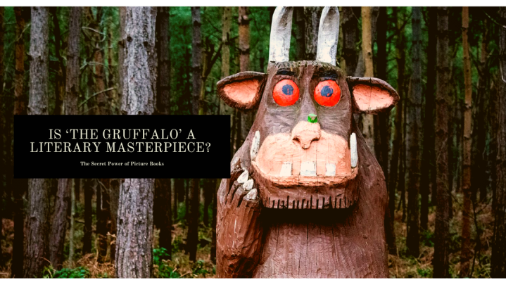 Is 'The Gruffalo' a literary masterpiece?