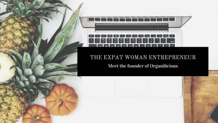 The Expat Woman Entrepreneur: Meet Danna Levy Hoffmann