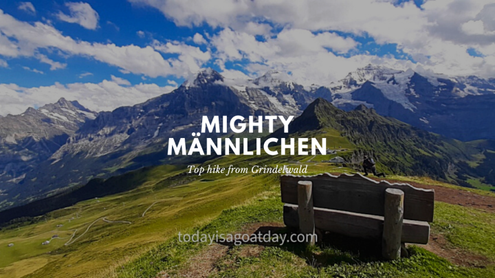 Top hike from Grindelwald | Mighty Männlichen
