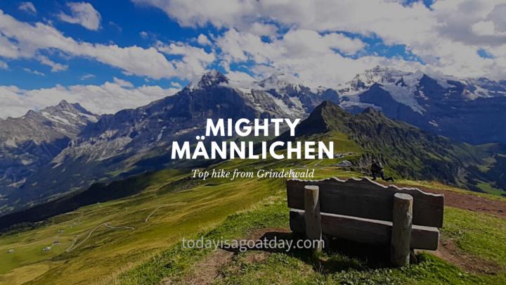 Top hike from Grindelwald | MightyMännlichen