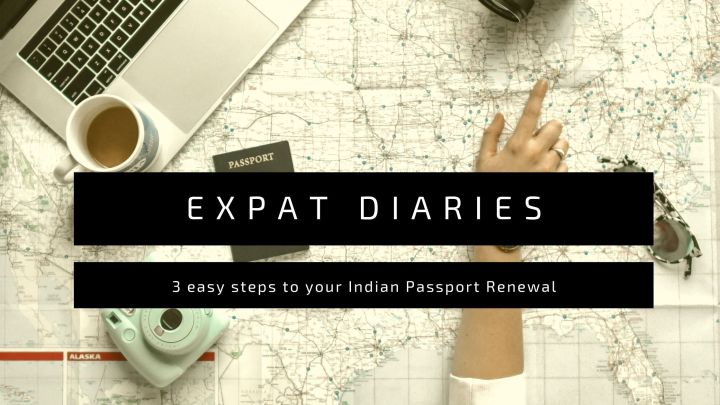 3 easy steps to your Indian Passport Renewal