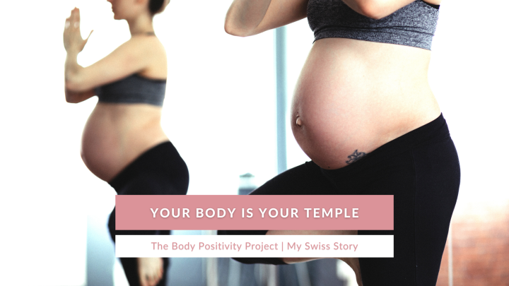 The Body Positivity Project: Your body is yourtemple