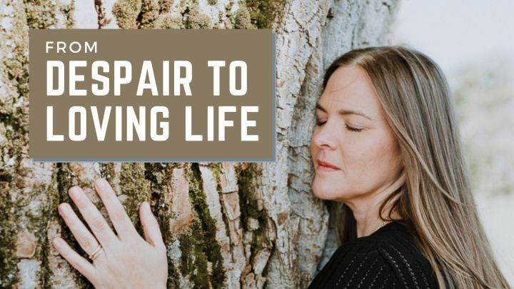 From Despair to Loving Life – how I conquered depression andanxiety