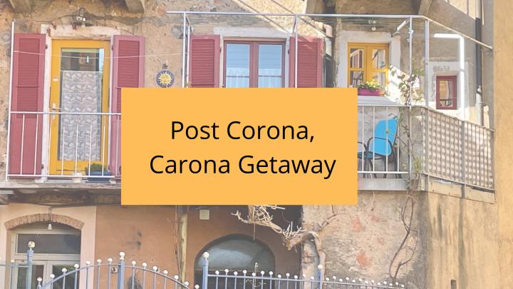 Carona, not Corona for theWin