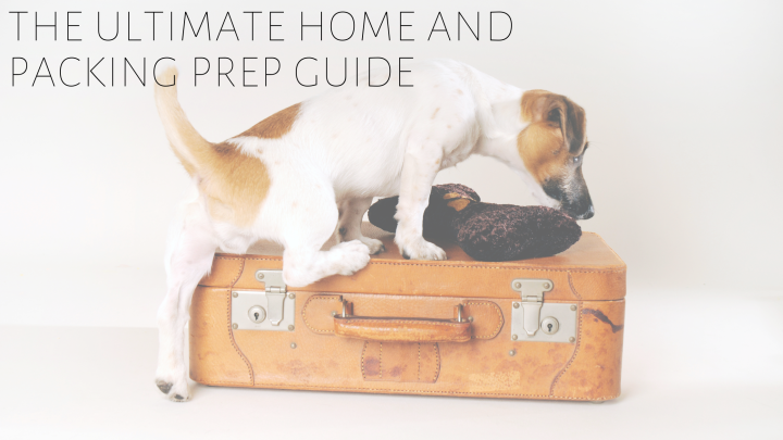 Hello holidays: The ultimate home and packing prepguide